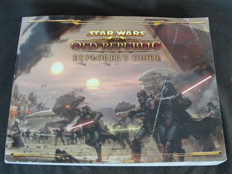 Star Wars The Old Republic Explorers Guide: Prima Official Game.
